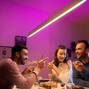 Philips Hue Bundle Bestpreise 🌈💡 mit Lightbars, Lightstrips & mehr
