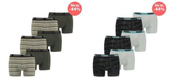 Puma Boxershorts im 6er Pack bei Mybodywear