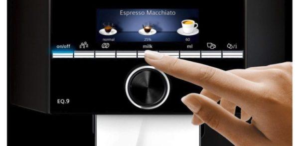 SIEMENS TI921509DE EQ.9 S100 Kaffeevollautomat