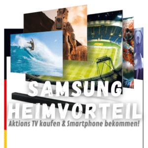 Samsung Heimvorteil