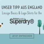 Superdry Herren Sale 🎉 mit bis zu 67% Rabatt 👕 mit Polo-Shirts & mehr