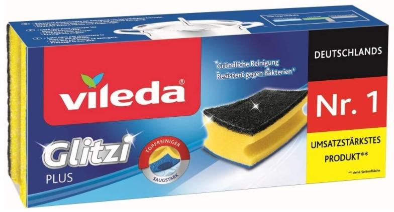 Vileda Glitzi Plus Topfreiniger 3er Pack  Amazon.de Kueche Haushalt  Wohnen 2021 06 30