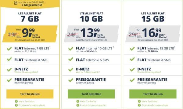 freenet mobile 7gb