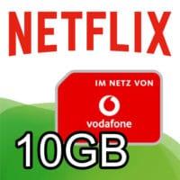 netflix vf 10gb