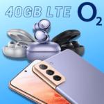 🔥 Samsung Galaxy S21 (256GB) + (nur noch heute!) Buds Pro + o2 Free Boost mit 40GB