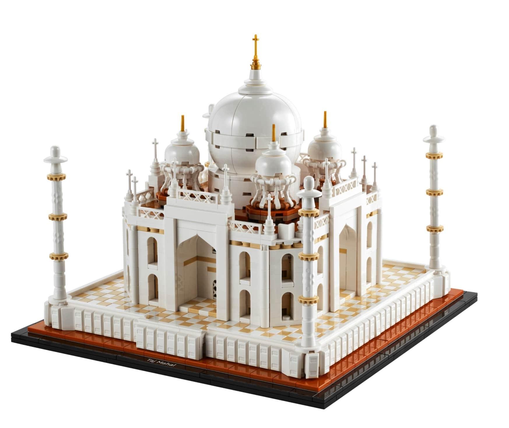 21056   Lego Architecture Taj Mahal 2.022 Teile