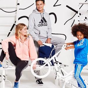 adidas Outlet 🎉👍 + 20% Gutschein, z.B. Sneaker, T-Shirts & mehr