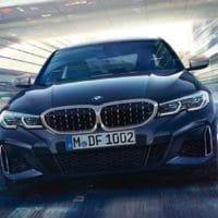 BMW M340i xDrive Limousine ambient 2