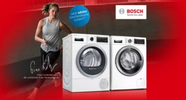 Bei Media Markt Bosch kaufen und adidas Geschenkkarten bekommen