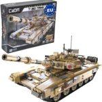 CaDA Klemmbaupanzer C61003W 🧱1773 Teile mit Power Funktionen