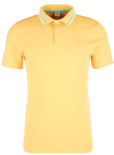 Gelbes s.Oliver Poloshirt