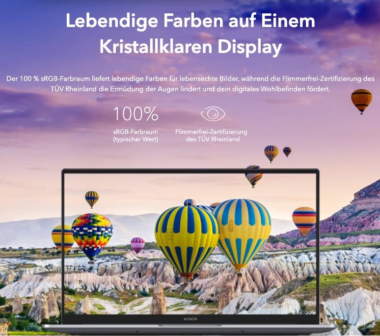 HONOR MagicBook Pro  HONOR Deutschland 2021 08 03