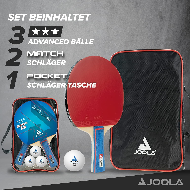 JOOLA Tischtennis Set Duo PRO