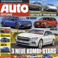 Jahresabo Auto Zeitung im Abo