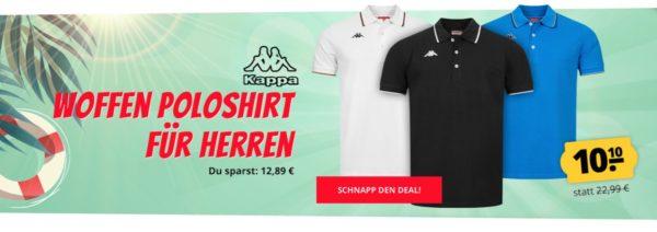 Kappa Poloshirt