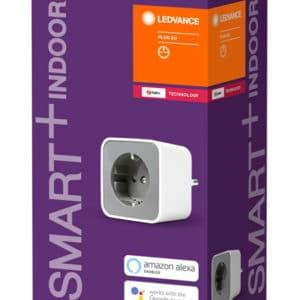 LEDVANCE Smart Plug Zigbee Schaltbare Steckdose fuer die Lichtsteuerung in Ihrem Smart Home direkt kompatibel mit Echo Plus  2021 06 28