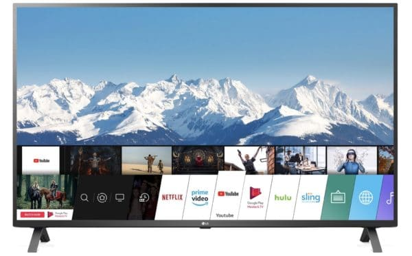 LG 65UN73006LA 65 Smart TV mit UltraHD amp webOS 5.0 mit LG ThinQ