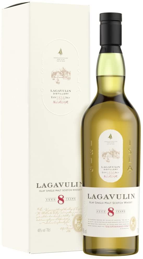 Lagavulin Islay Single Malt Scotch Whisky 8 Jahre 1 x 0.7 l