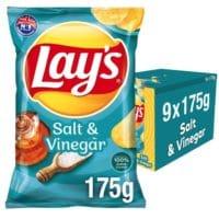 Lay's Salt & Vinegar Kartoffelchips