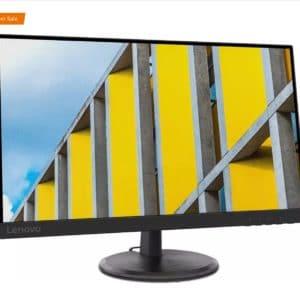 """[-40€ 🥳]Lenovo D27-30 🖥 27"""" FullHD VA-Monitor (75 Hz, 4 ms) mit 3 Jahren Garantie"""