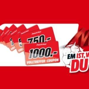 MediaMarkt 📺🎁 TV kaufen + bis zu 1.000€ Coupon dazu geschenkt