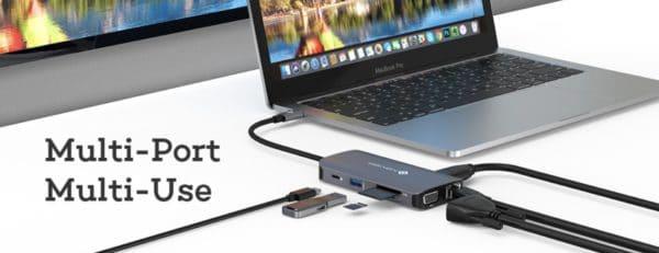 NOVOO 9 in 1 USB C Hub