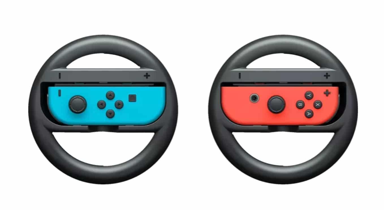 Nintendo Joy Con Lenkradadapter