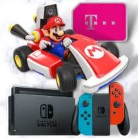 Nintendo Switch Mario Kart Telekom