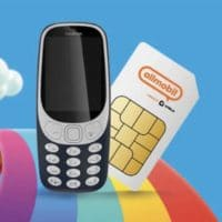 Nokia 3310 mit 6GB LTE