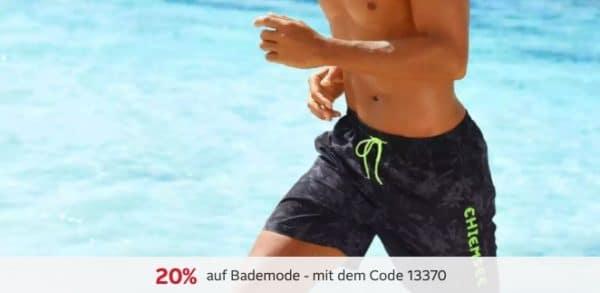 Otto - 20% Gutschein auf Bademode