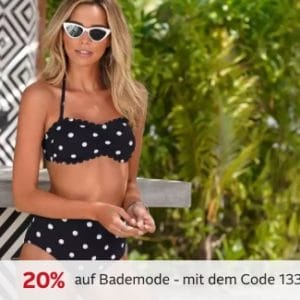 Otto.de 👙🩱 20% Gutschein auf Bademode, z.B. mit Chiemsee, Adidas & mehr
