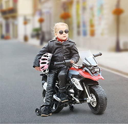 ROLLPLAY Elektro Motorrad Mit Stuetzraedern Fuer Kinder ab 3 Jahren ambient