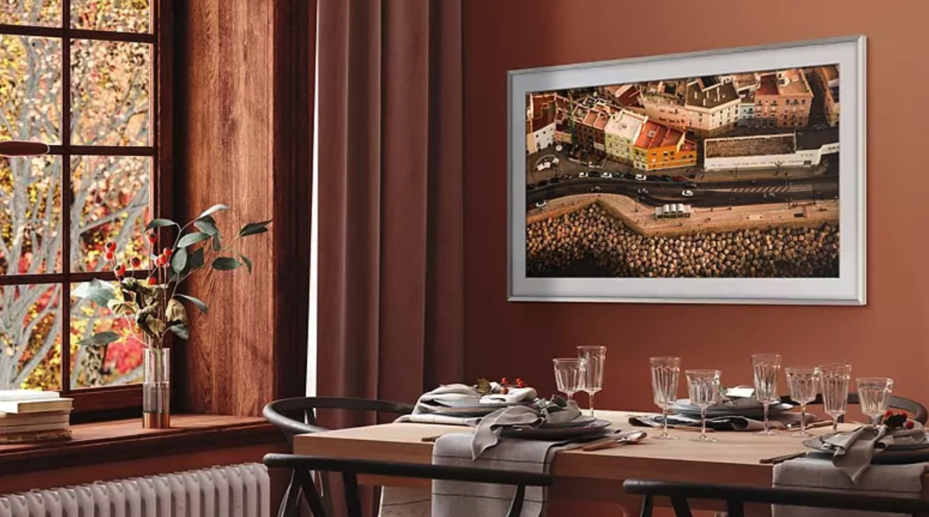 Samsung The Frame GQ65LS03AAUXZG  ambient2