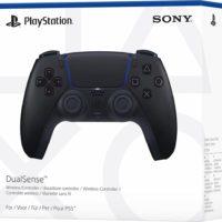 Sony PlayStation5   DualSense Wireless Controller Midnight Black