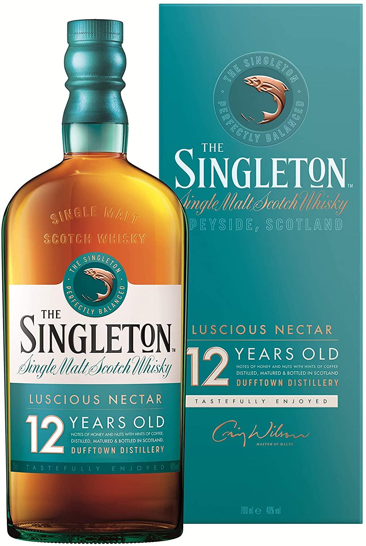 The Singleton of Dufftown 12Jahre Whiskey Single Malt