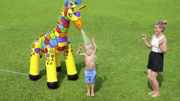 Wassersprueher   Giraffe