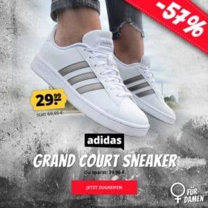adidas Grand Court Damen Sneaker F36485