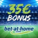 Schalke vs. HSV 🏆 35€ Bonus für 20€ Wett-Einsatz (bet-at-home Neukunden)