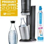 [Prime] SodaStream Crystal 2.0 💦🍸 mit 2x Glas-Karaffe