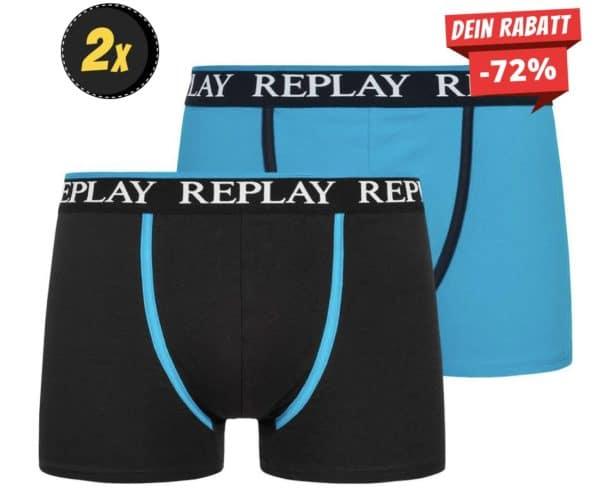 replay boxer