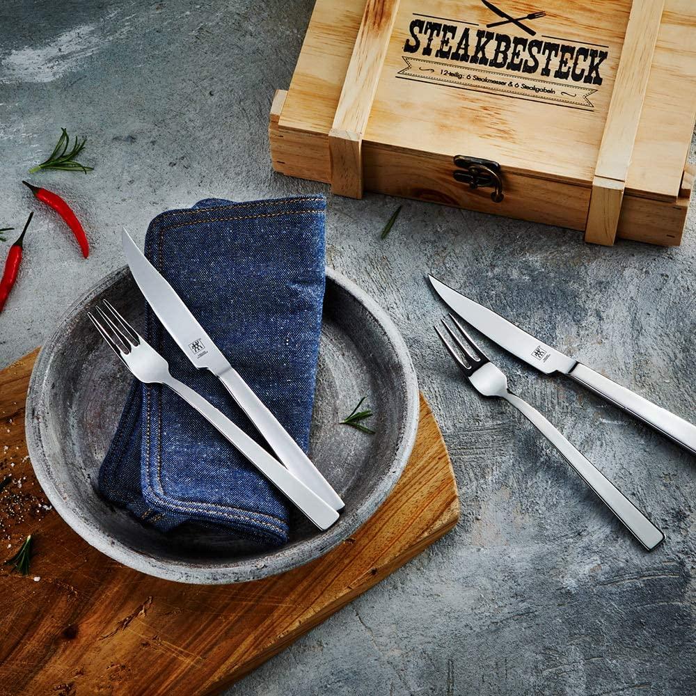 steakbesteckset 12 teilig zwilling