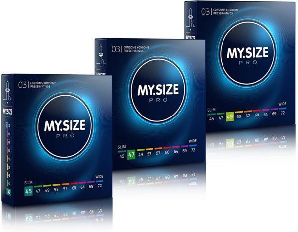 MY.SIZE PRO Kondomset