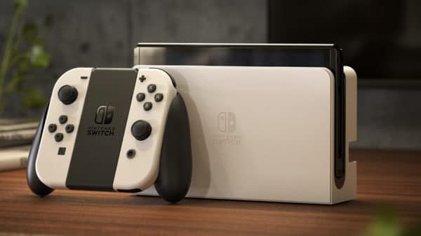 CI NSwitch product switch white