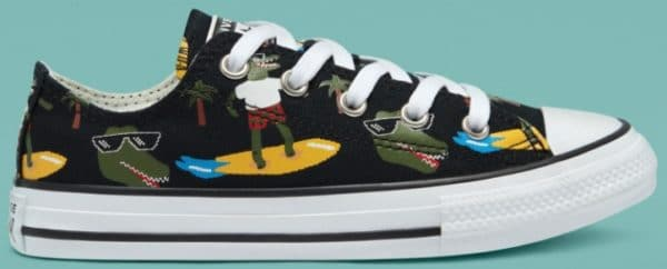 Croco Surf Chuck Taylor All Star-Low Top