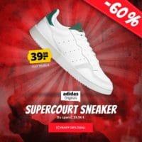 Herren Sneaker Adidas Originals Supercourt