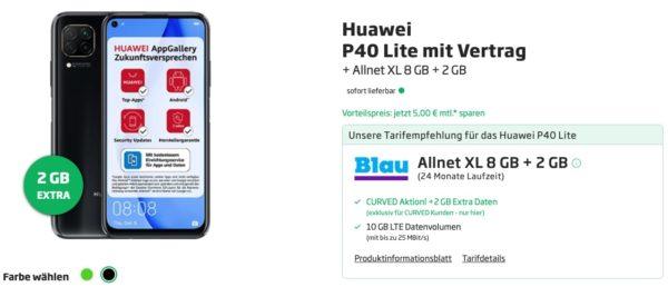 Huawei P40 Lite mit Vertrag2