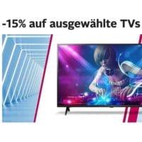 Otto.de mit 15 Prozent auf ausgewählte Fernseher