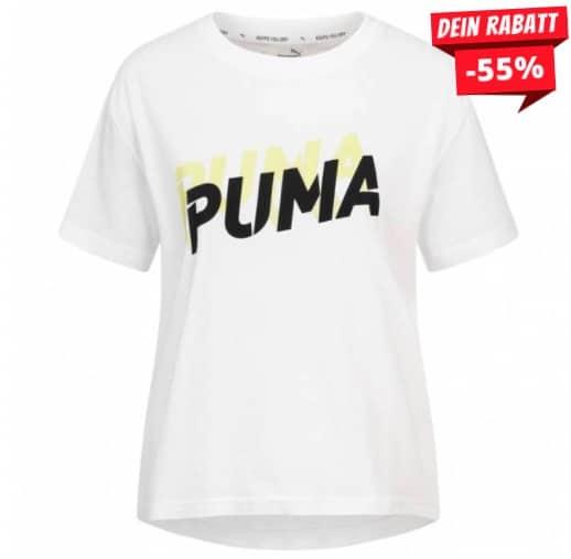 PUMA Modern Sports Logo Damen T-Shirt 582937-72