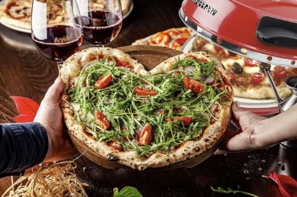 Pizzamaker G3FERRARI G1000602 Delizia Pizzamaker  MediaMarkt 2021 07 08