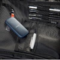 SanDisk Portable SSD 2 TB   USB C 3.2 Gen2 tasche